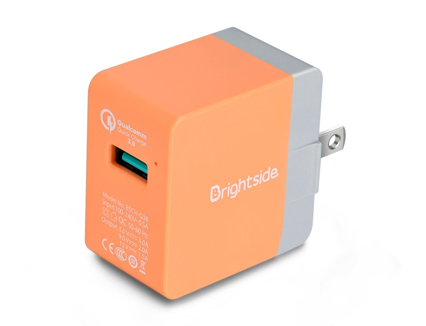 Wall-charger-quick-charge-3.0-orange-entry