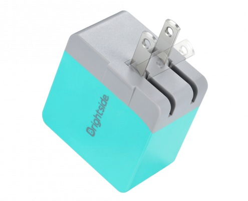 Wall-charger-quick-charge-3.0-blue