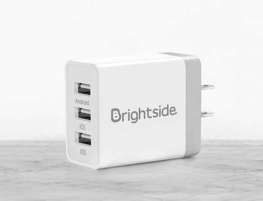 Wall Charger 3 Ports 3.1A-entries