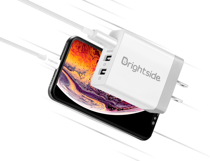 Wall Charger 3 Ports 3.1A-devices