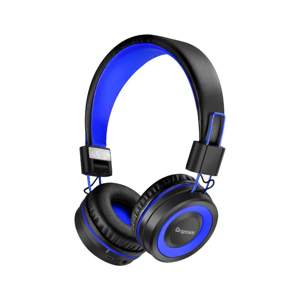 Auriculares-inalámbricos-flex-azul