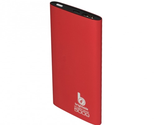 Power-Bank-slim-5000-mAh-red