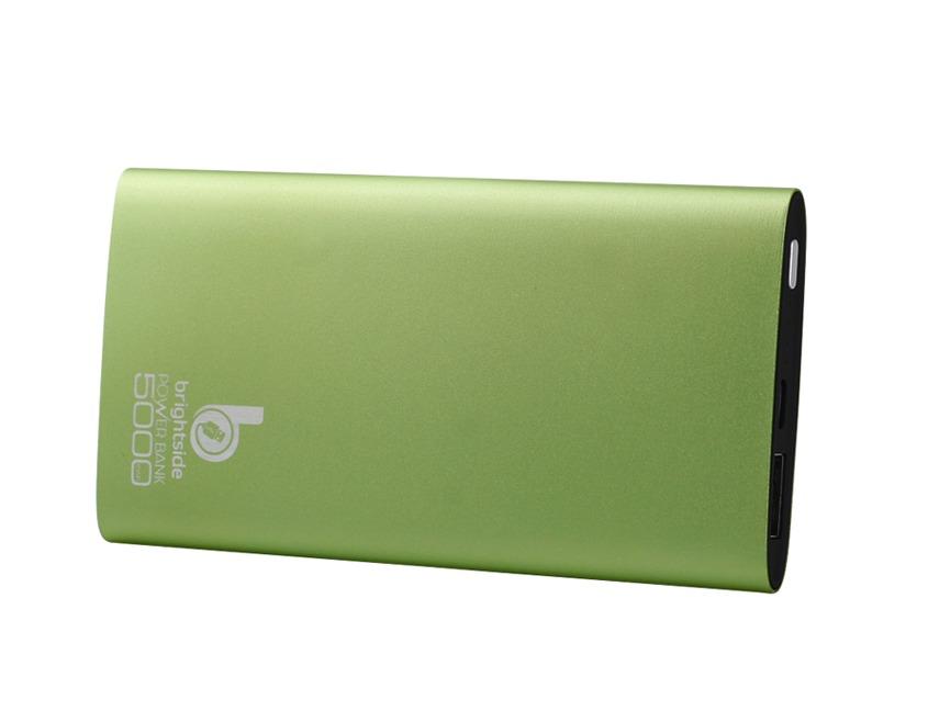 Power-Bank-slim-5000-mAh-light-green