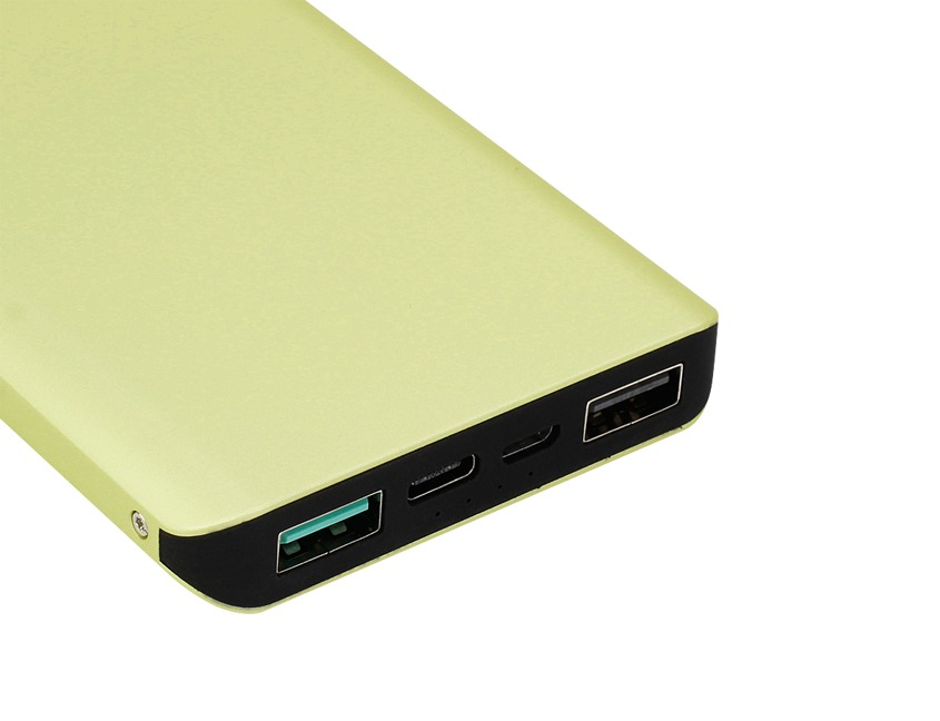 Power-Bank-quick-charge-10000-mAh-light-green