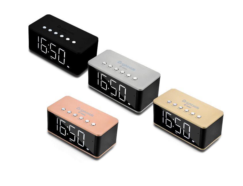 Bluetooth-clock-speaker-colors