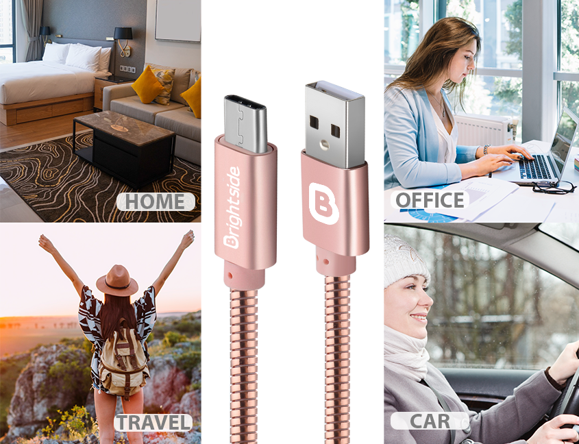 Metal-data-charging-cable-rose-places
