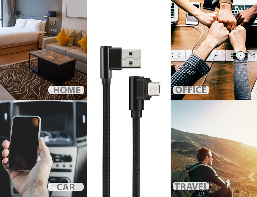 TypeL-nylon-data-charging-cable-places