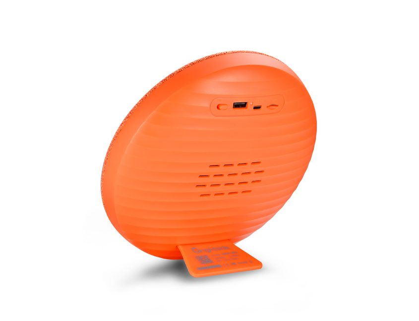 Bluetooth-speaker-pure-surround-orange-back