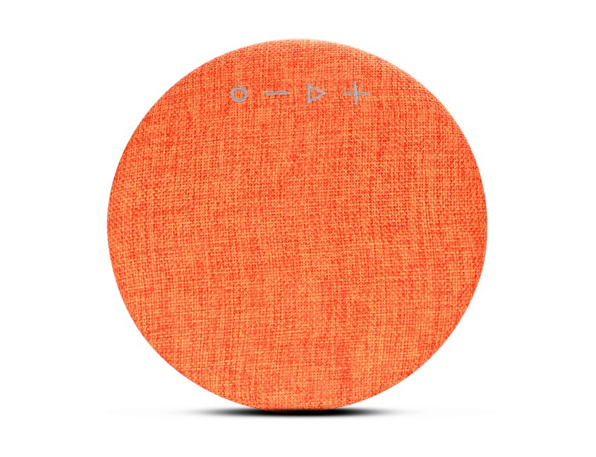 Bluetooth-speaker-pure-surround-orange